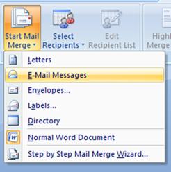 emailmerge